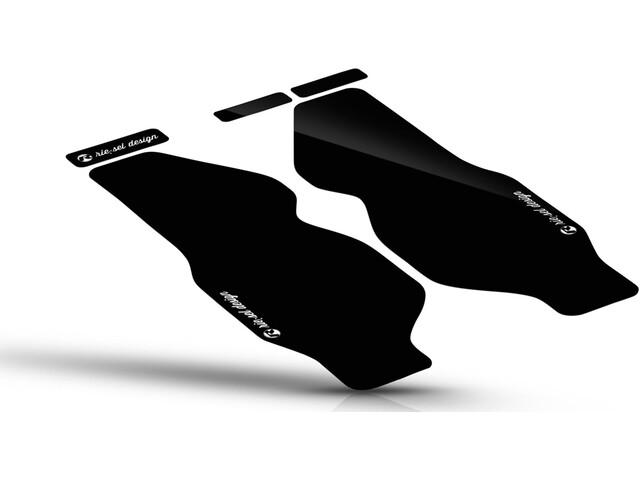 Riesel Design fork:guard black